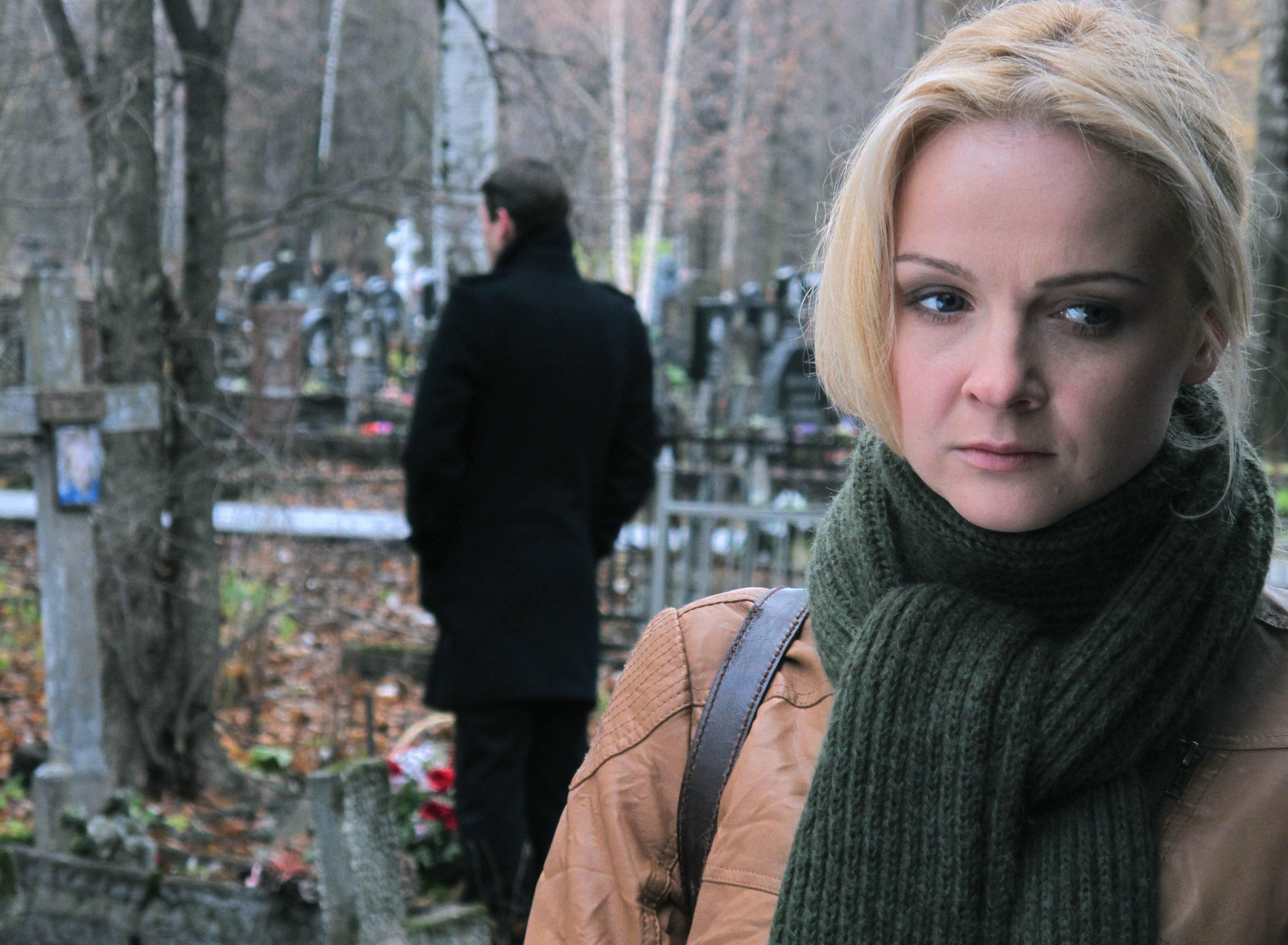 Светлана Щедрина в сериале Мать-и-мачеха .